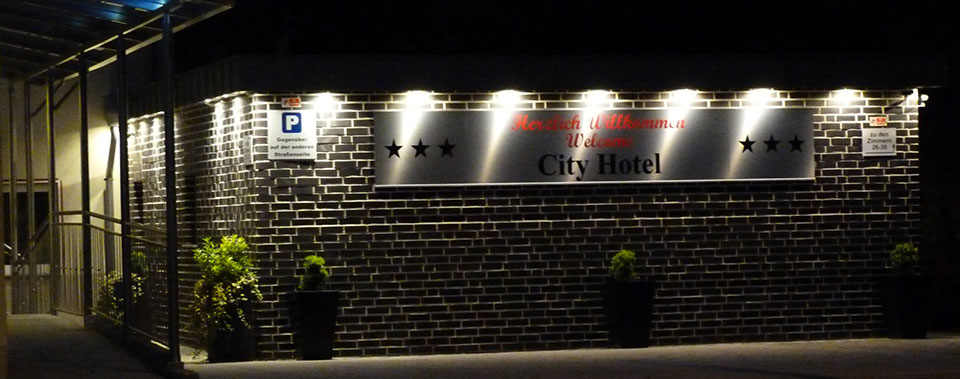 City Hotel Ahlen Restaurant